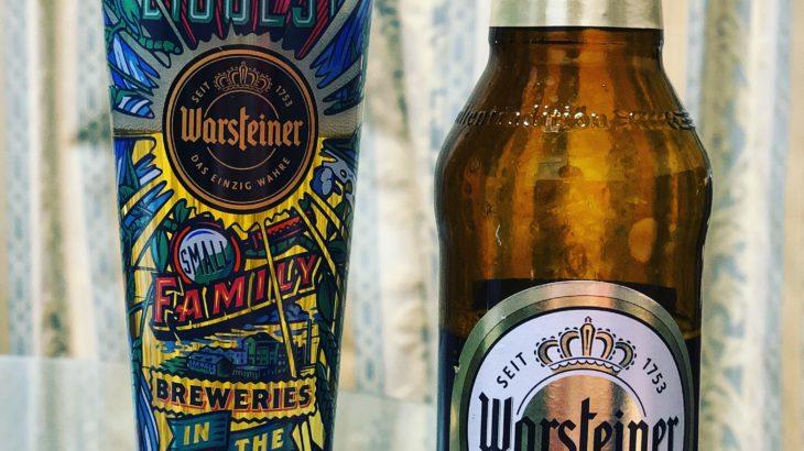 世界ビール旅/Warsteiner#10(ドイツ)
