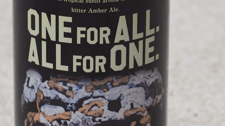 ONE FOR ALL ALL FOR ONE/世界ビール旅#25🇯🇵